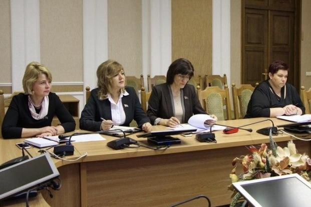 Заседание рабочей группы по проекту Закона Республики Беларусь «Об изменении законов по вопросам нотариальной деятельности»