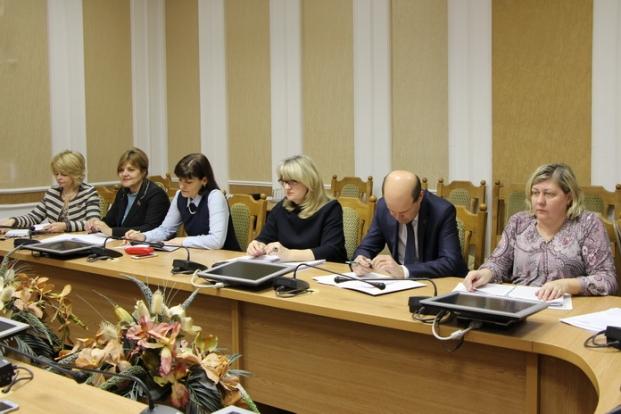 Заседание рабочей группы по подготовке к рассмотрению в первом чтении проекта Закона Республики Беларусь «Об изменении законов по вопросам исполнительного производства»